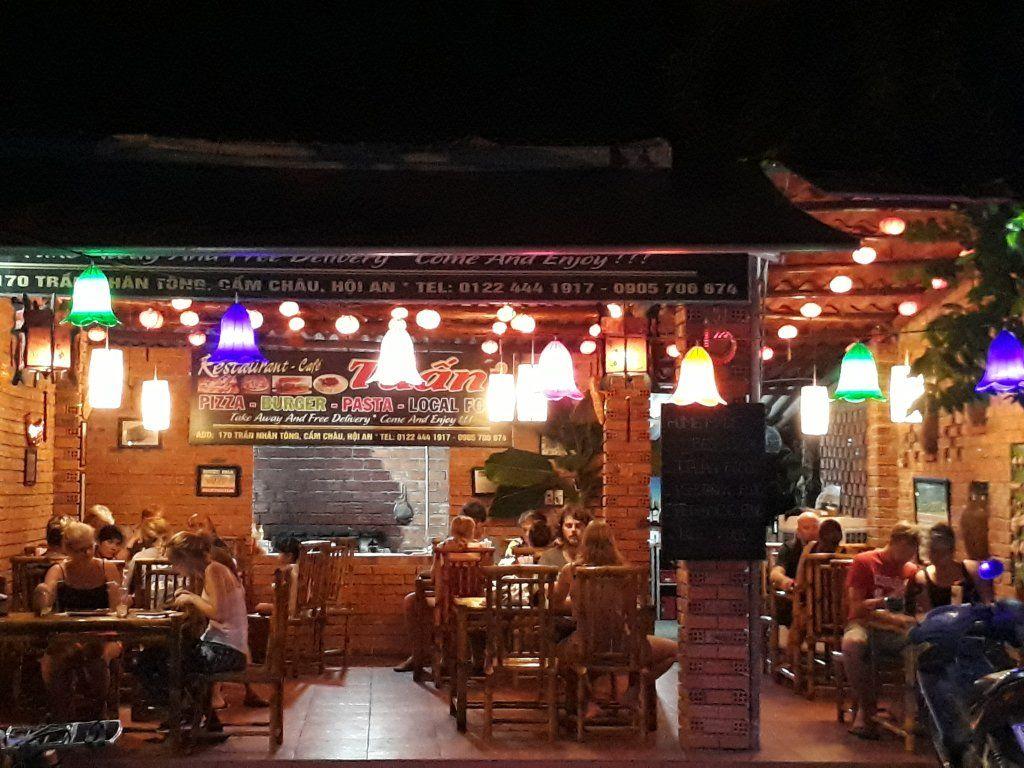 Restaurant & Cafe Tuan, Hôi An Avis restaurant, numéro