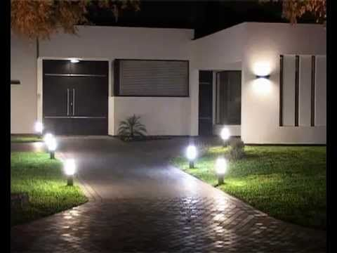 Iluminacion Exterior Casa