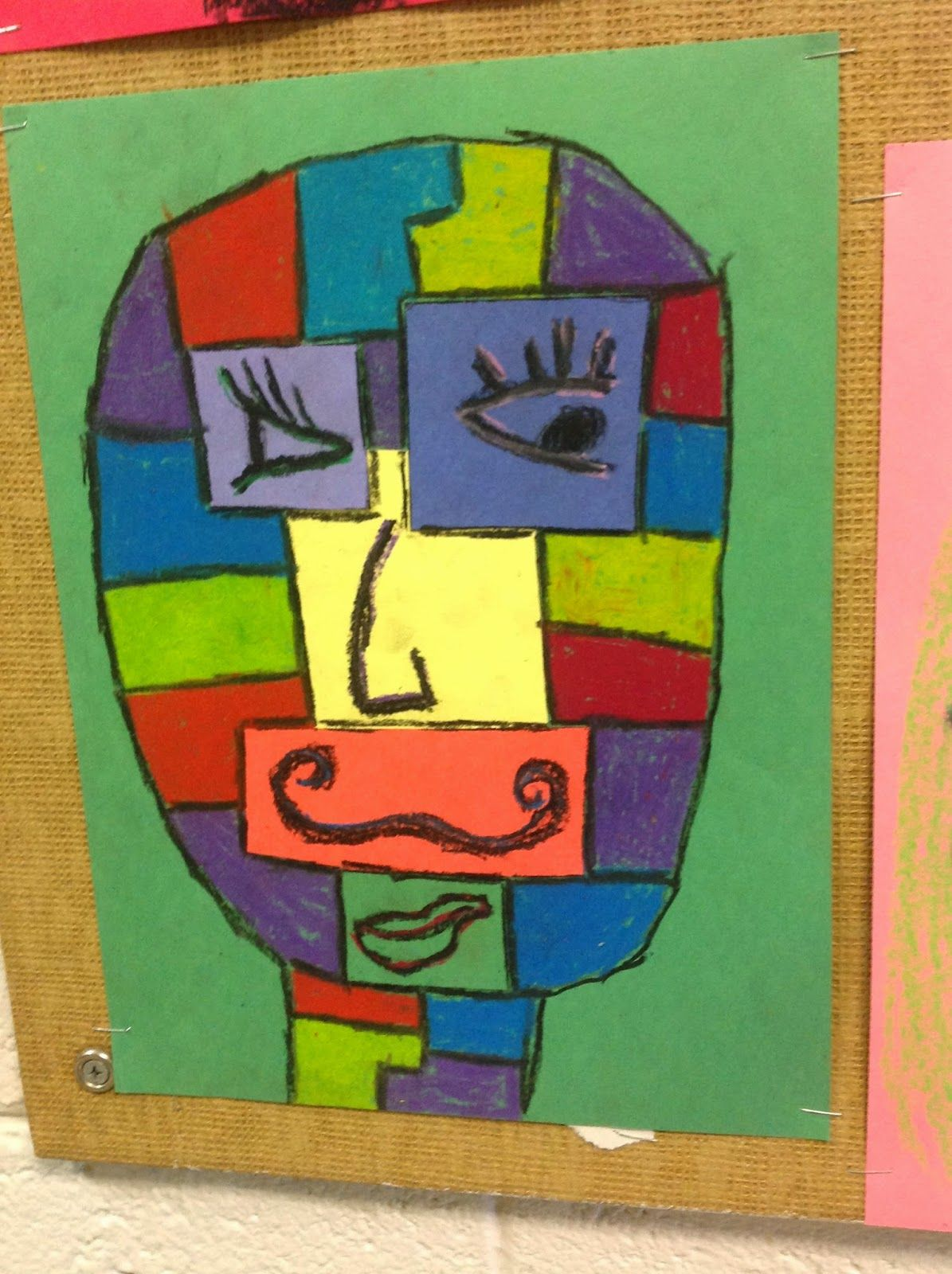 Cubism With 4th And 5th