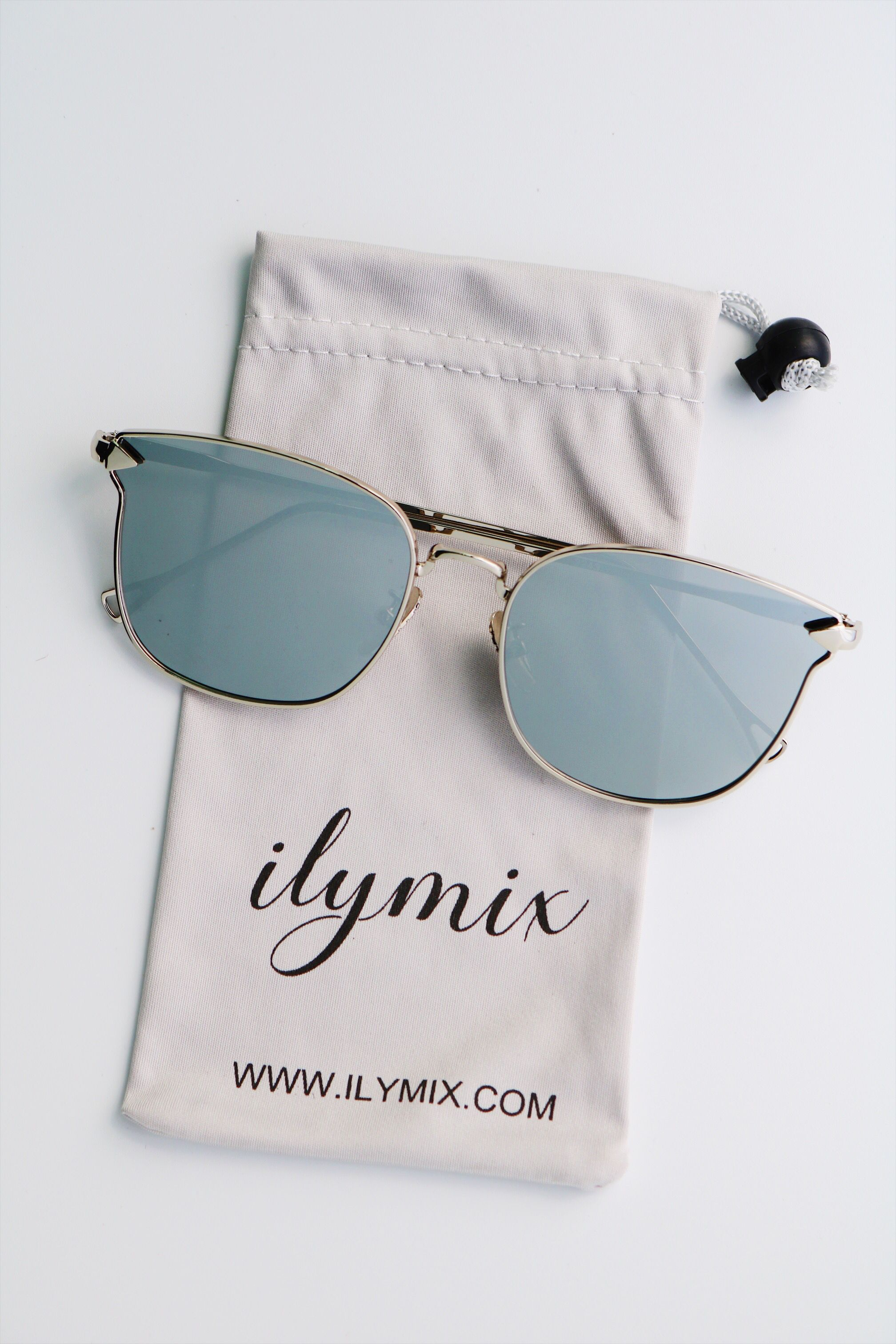Designer sunglasses women mirror shades fashion styles, silver ...