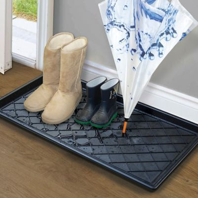 Boot Tray With Images Boot Tray Shoe Tray Boots