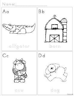 Miss Kindergarten Worksheets