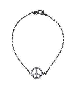 pulseiras colecionaveis peace semijoias online