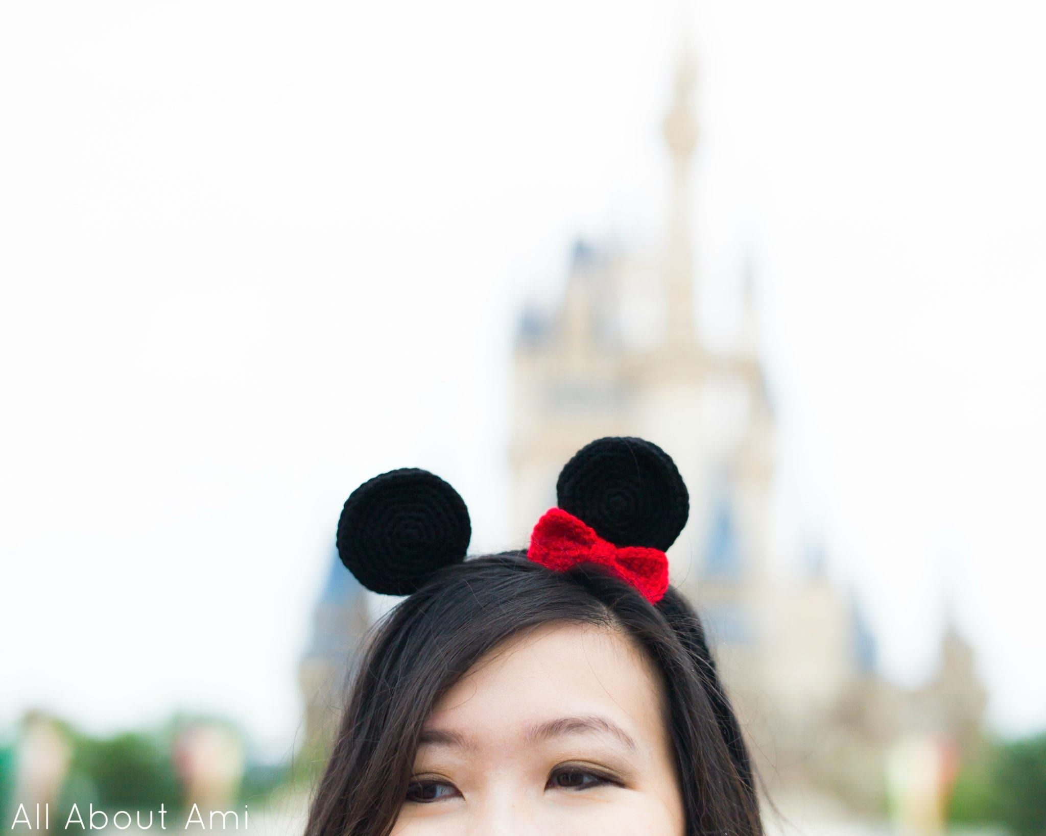 Minnie Mouse Ears Headband | Pinterest