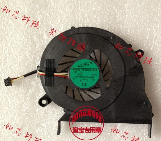 Laptop CPU Cooling fan for Acer Travelmate 8472 8472Z Gateway