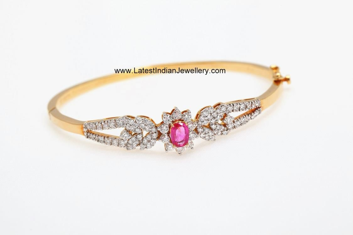 stunning bracelet by jewellers diamond jewellery designs designer sitara