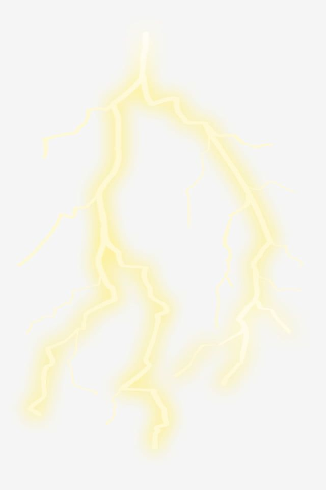 Yellow Lightning Yellow Lightning Light Effect Png Transparent Clipart Image And Psd File For Free Download Clip Art Thunder And Lighting Light Effect