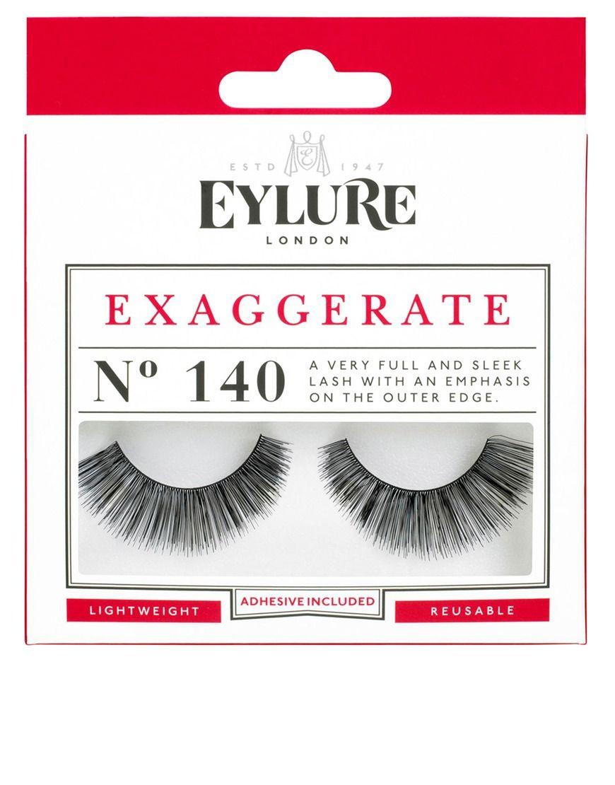 83473c4aea2 Image 1 of Eylure Exaggerate Lashes - No. 140   Saker att köpa ...
