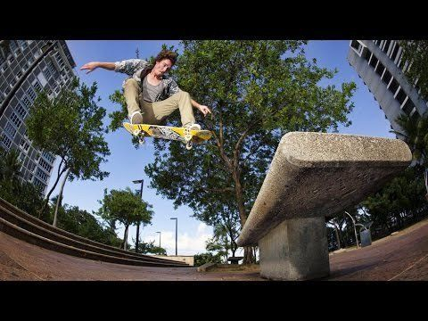 Tropical Street Skating in the Caribbean: Color Rico - Part 1 - http://DAILYSKATETUBE.COM/tropical-street-skating-in-the-caribbean-color-rico-part-1/ - CLICK CC for captions! Welcome to Color Rico, where a handful of euro rippers charge the colorful skate spots of the Caribbean. Vladik Scholz, Denny Pham, Adrien Bulard, Kris Vile and Jaakko Ojanen set out in search of new spots and good times, uncovering the hidden skate gems throughout the - Caribbean, color, part, Rico, ska