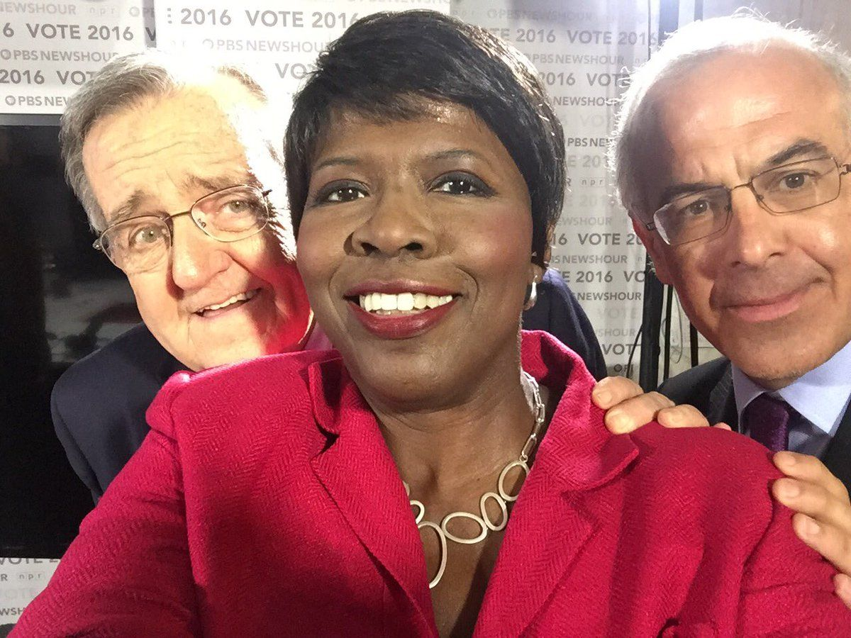 Media Tweets by gwen ifill (@gwenifill) | Twitter
