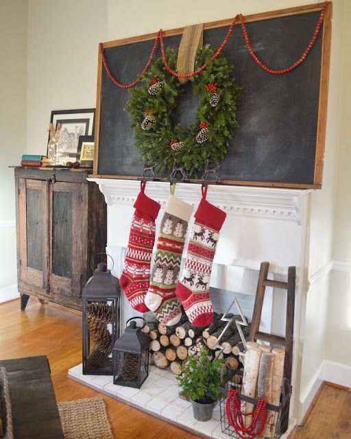 little white house blog A Country Christmas 2015 Christmas