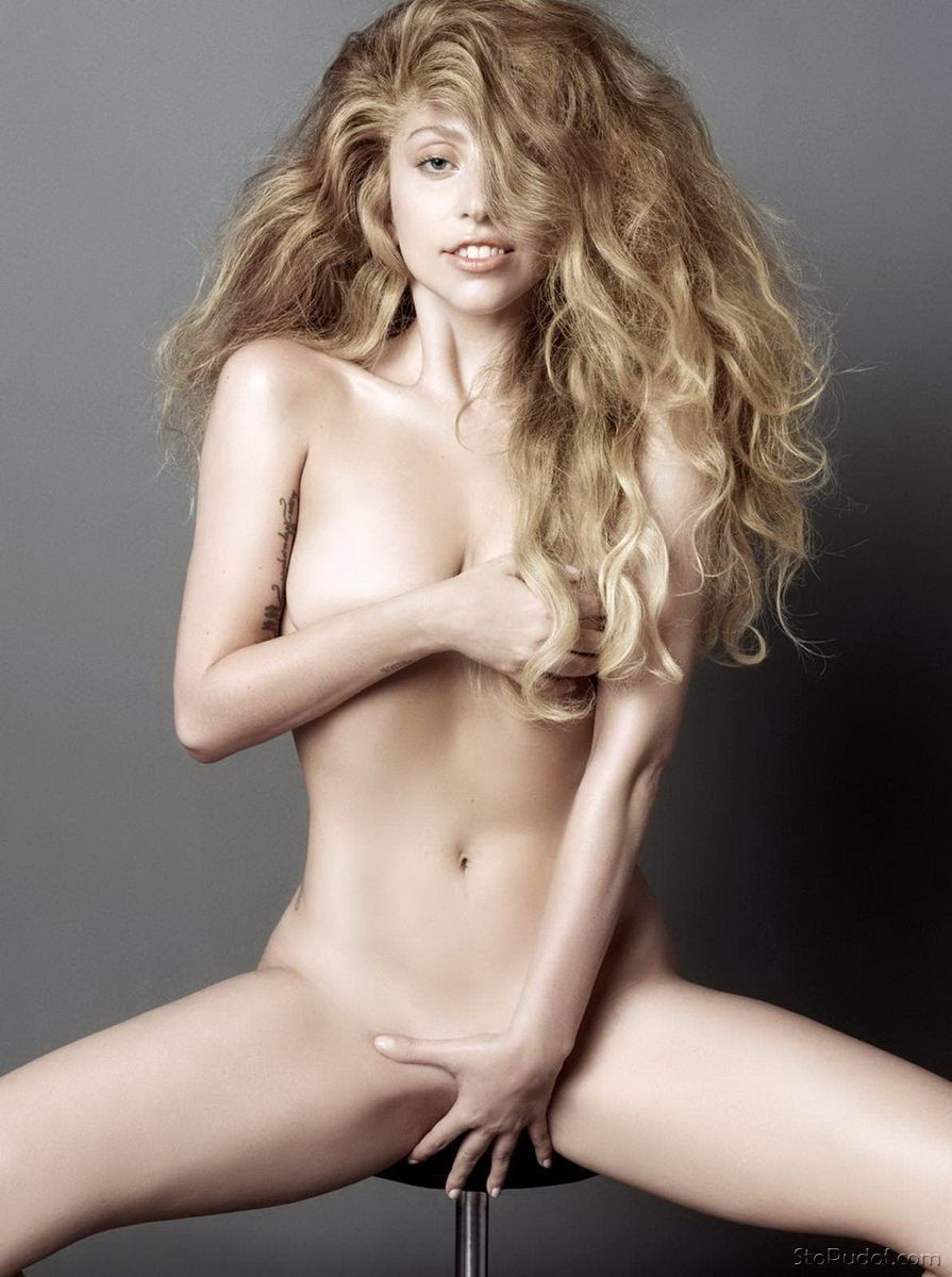 Lady gaga uncensored pictures naked