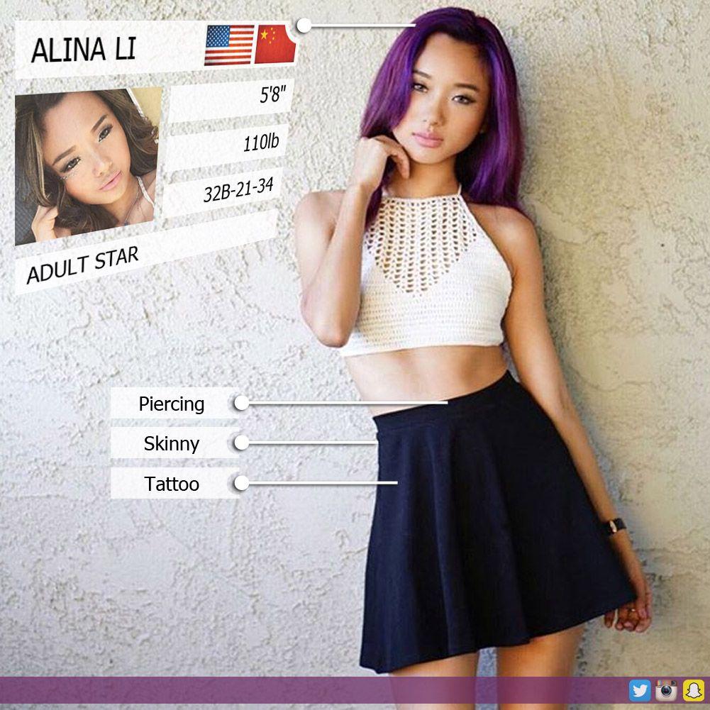alina li profile
