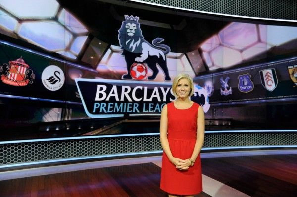 Rebecca Lowe To Host 2014 Winter Olympics On Nbc Sports What Does