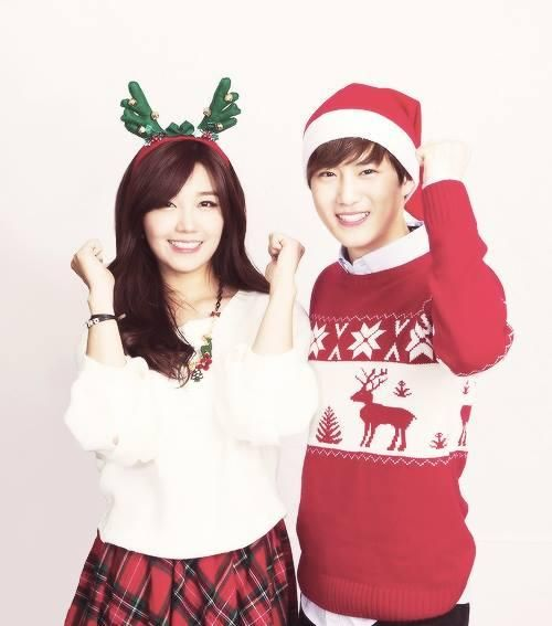 Image result for suho and eunji