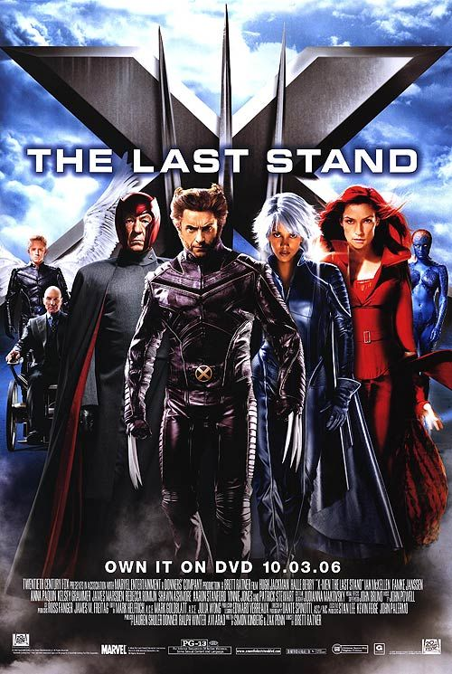 X Men The Last Stand Man Movies Superhero Movies Xmen Movie