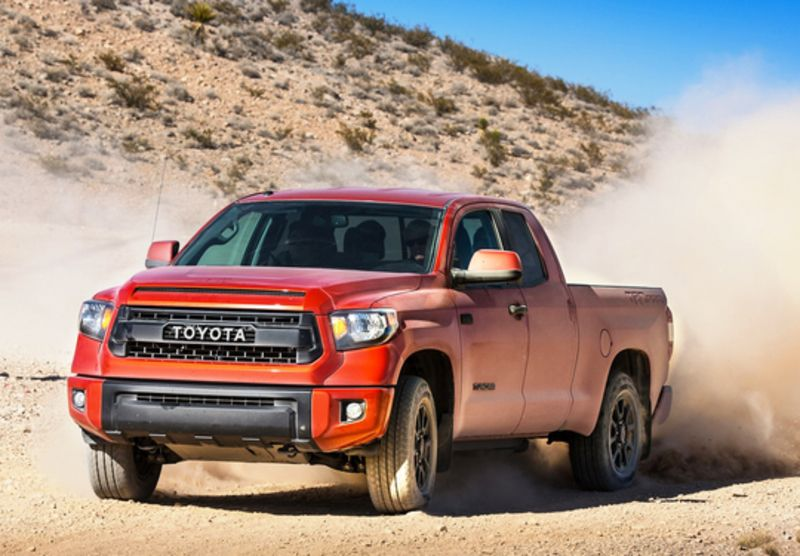 2017 Toyota Tundra TRD Pro: Tough terrain capability | Farm Forum