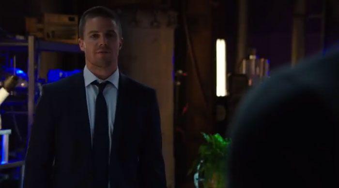 Oliver #Arrow