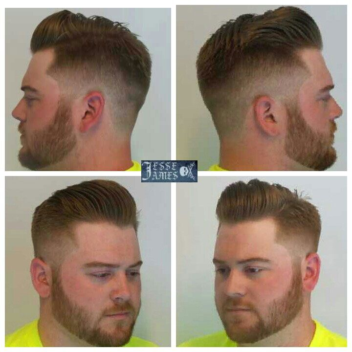 How To Mens Contour Fade Learn The Howto Hair Hairstyles