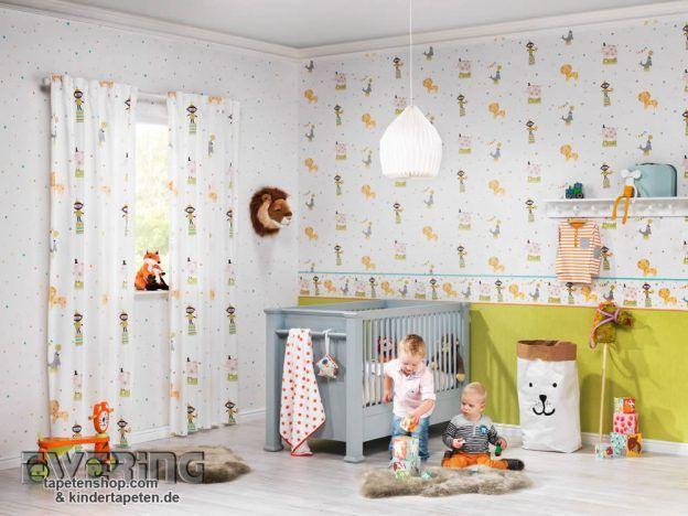 moderne kinderzimmer farben und kinderzimmer wand ideen. 26 ...
