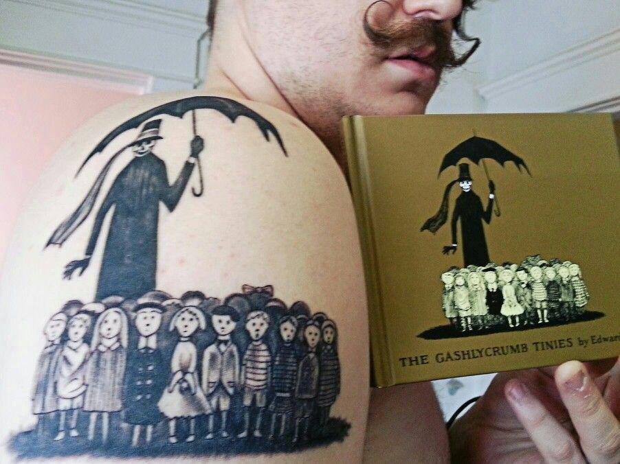 My New Gashlycrumb Tinies Tattoo Gashlycrumbtinies Tattoo Art Tattoo Tattoos And Piercings Tattoos