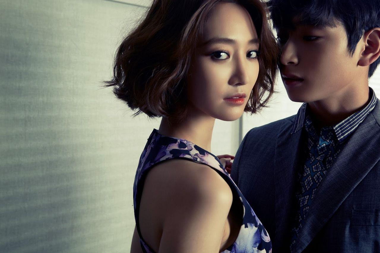 2AM JinWoon and Go Joon Hee.