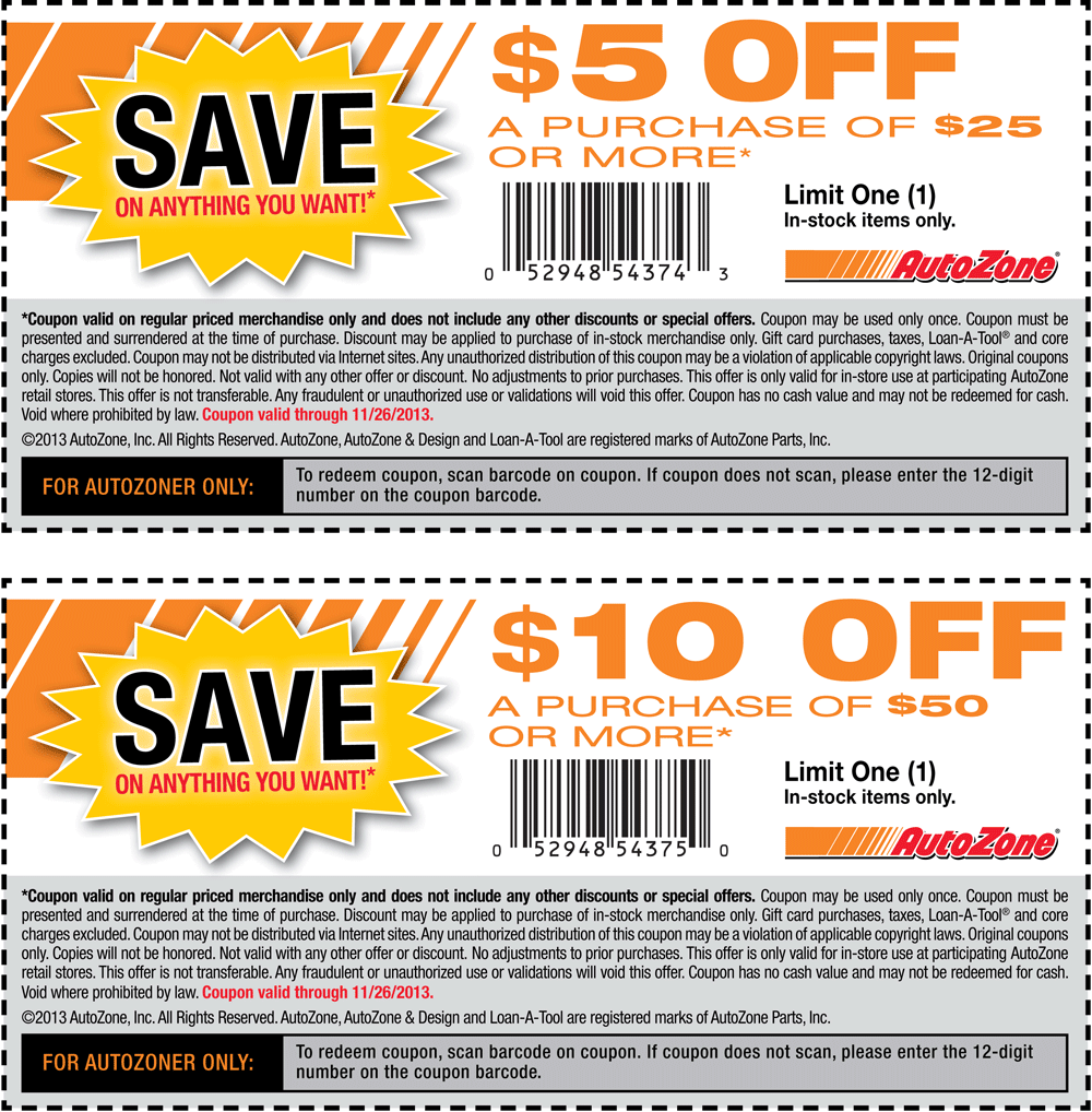 Pinned November 8th 5 Off 25 And More At Auto Zone Coupon Via The Coupons App Printable Coupons Coupon Apps Coupons