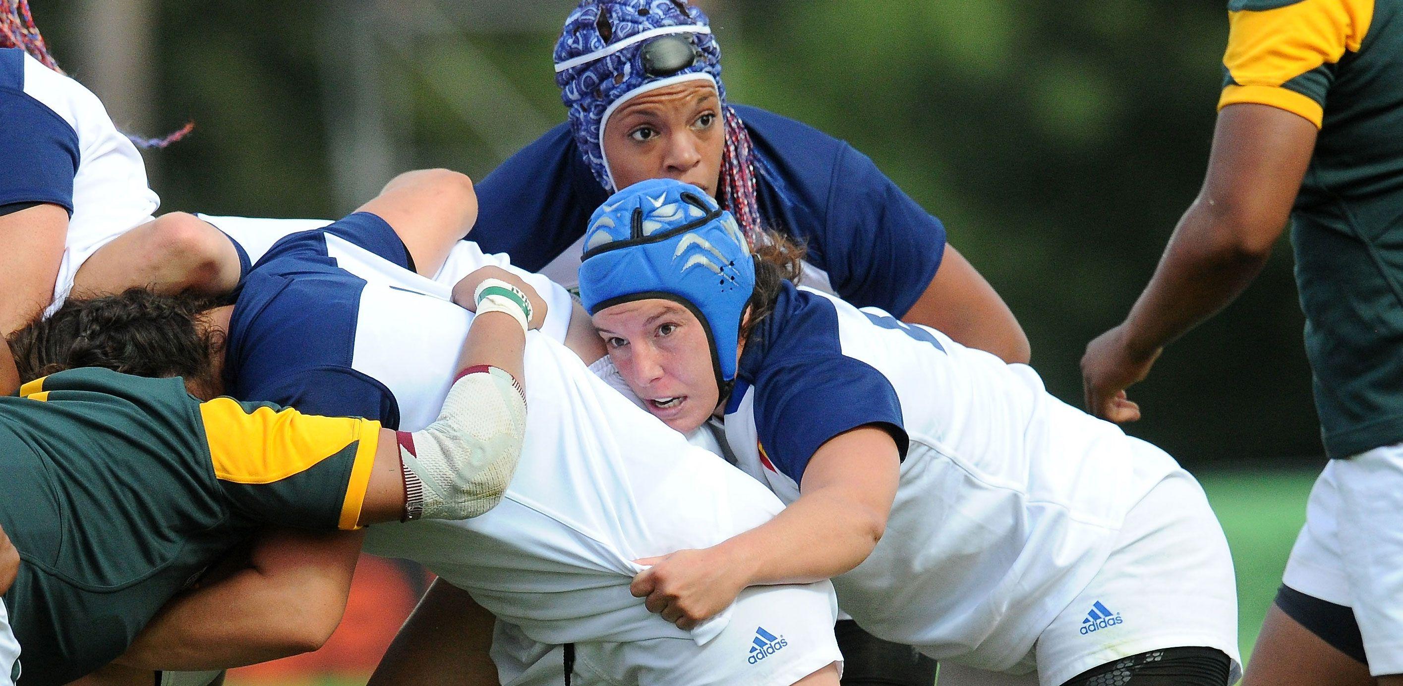 Le Championnat De France Feminin Attire Les Diffuseurs Rugby Feminin Rugby Championnat
