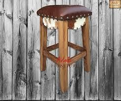 24 cowhide bar stools - Google Search