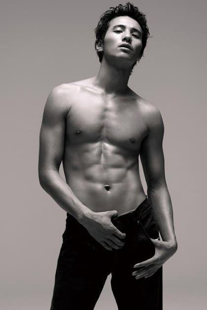 Asian hot won men