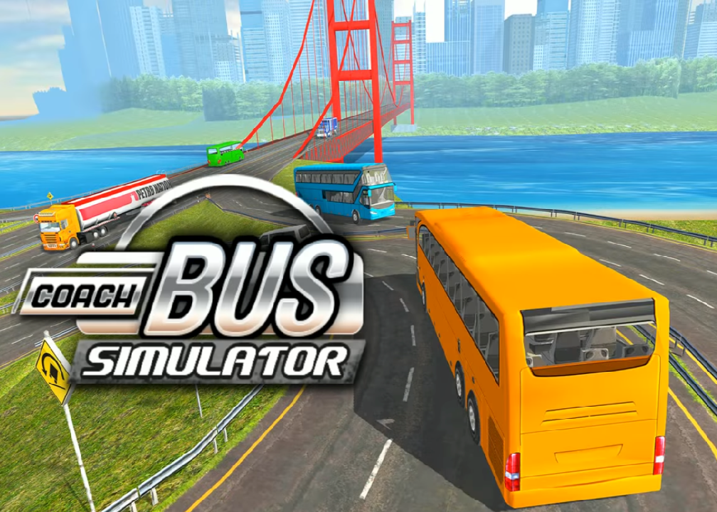Coach Bus Driving Simulator 2018 Money Mod Download