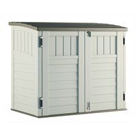 Resin Outdoor Storage Shed Ols Outdoor Space Suncast