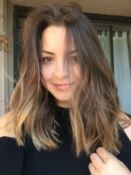 Winter Hair Color Ideas For Brunettes