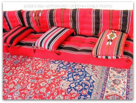 Traditional Arabic Style Seating | Traditional, Moroccan and Living ...