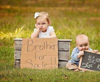 Brother for sale;-)