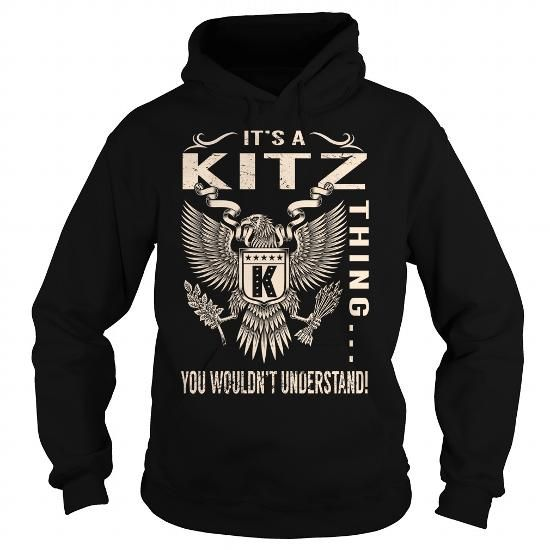 Its a KITZ Thing You Wouldnt Understand - Last Name, Surname T-Shirt (Eagle) - #hipster shirt #blusas shirt. Its a KITZ Thing You Wouldnt Understand - Last Name, Surname T-Shirt (Eagle), family shirt,tee itse. BUY NOW =>...