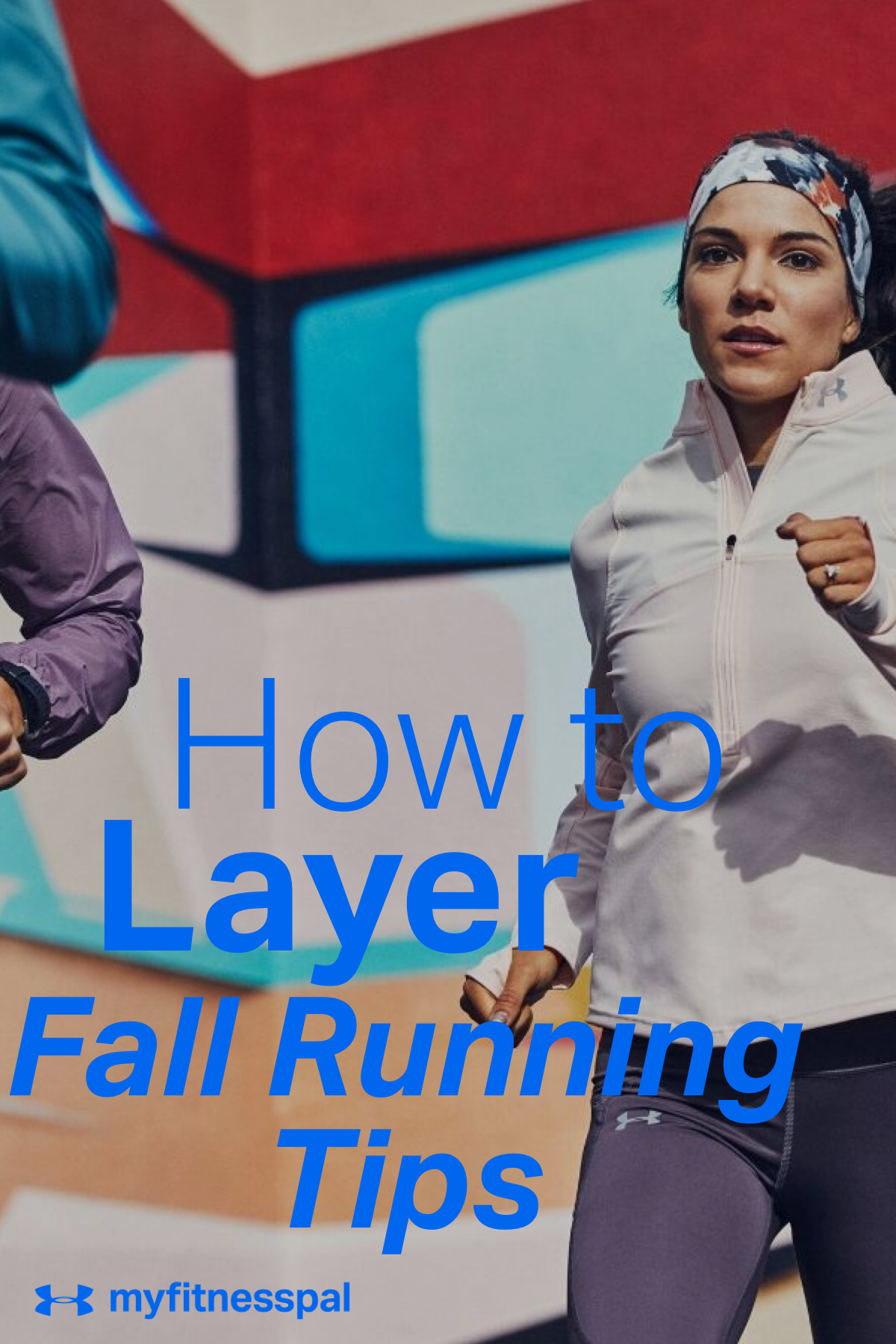 You can be a runner in every season. Key word...every. The secret is adaptable layers. This can incl...