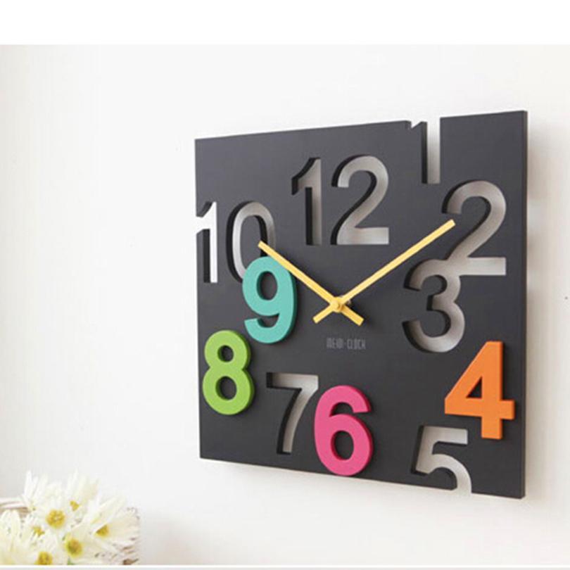 Animate Wall Clock