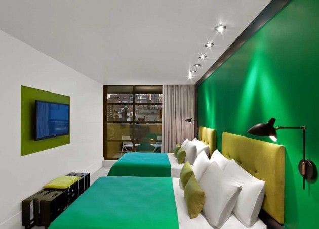 The William Hotel By In Situ Design And Lilian B Interiors Color
