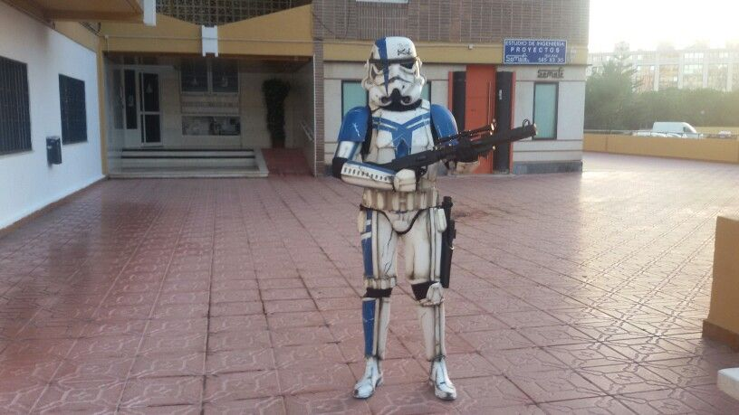 Stormtrooper commander & Stormtrooper commander | stormtrooper commander | Pinterest