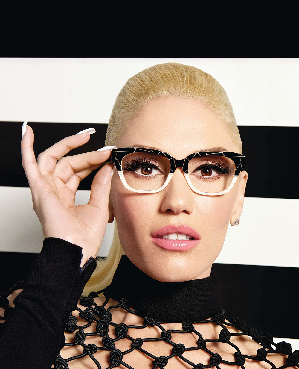 GX Eyewear by Gwen Ste... Gwen Stefani Eyeglasses