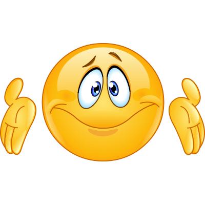 Shrug Smiley Emoticon Funny Emoticons Smiley