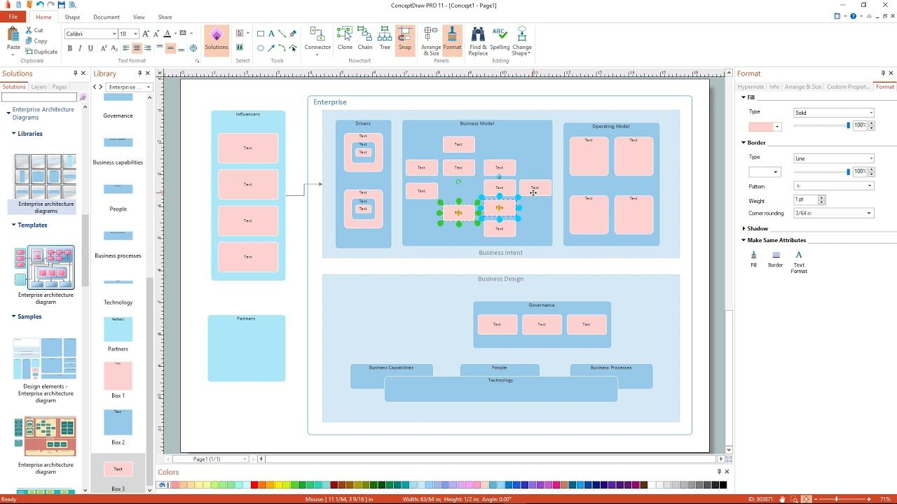 How to Create an Enterprise Architecture Diagram (With