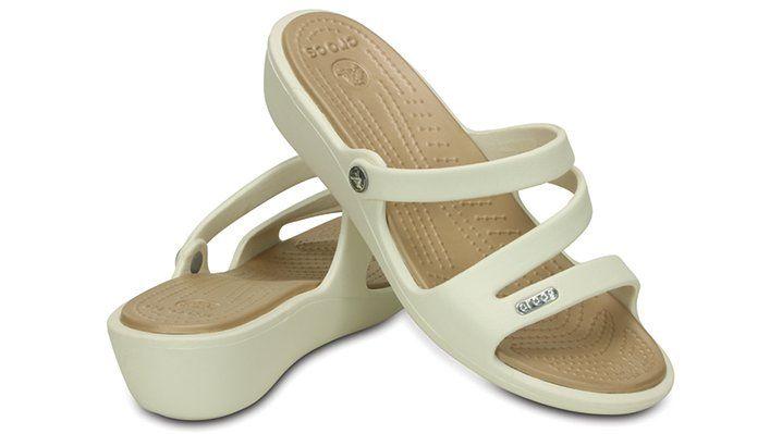 Women's Patricia Sandal | Sandals, Women, Crocs shoes