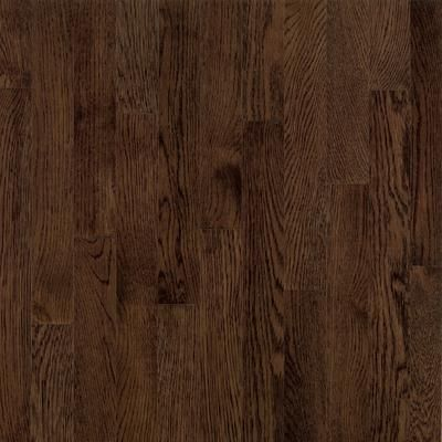 Bruce Hardwood 2 1 4 Inch X 5 16 Inch Ao Oak Barista Brown Solid Wood Floor 40 Sq Ft C Solid Hardwood Floors Solid Wood Flooring Red Oak Hardwood Floors