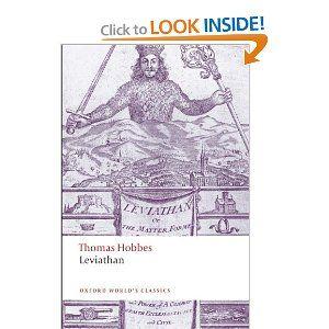 Leviathan Oxford World S Classics Leviathan Thomas Books