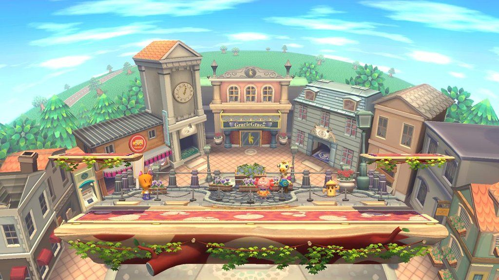 Super Smash Bros Stage, Wii U | Super smash bros | Super