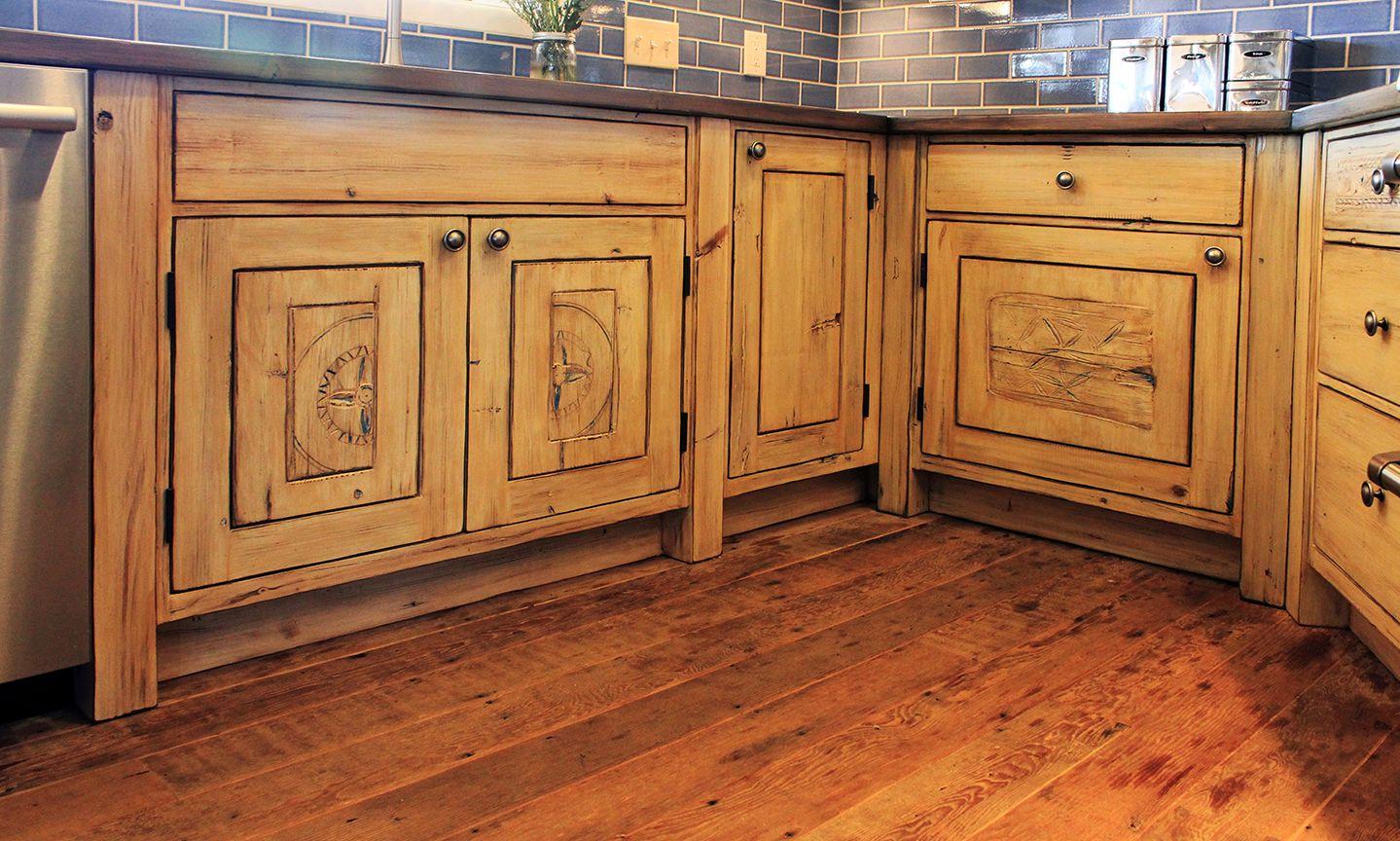 Santa Fe Custom Kitchen | La Puerta Originals | Custom ...