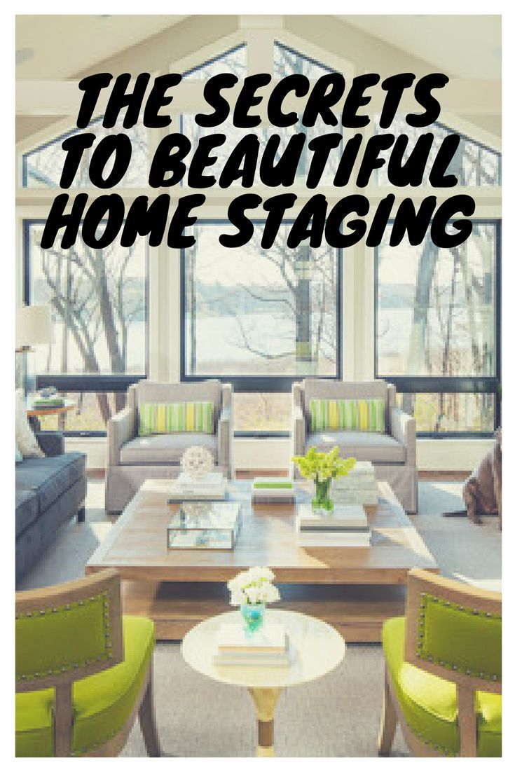 Home stagers are fooling us! (And we love it). Here are some of the secrets of the dark art.