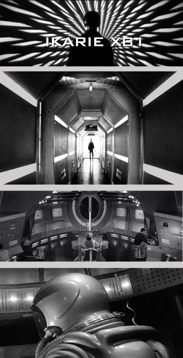 Ikarie Xb 1 1963 Czech Influential Sci Fi By Director